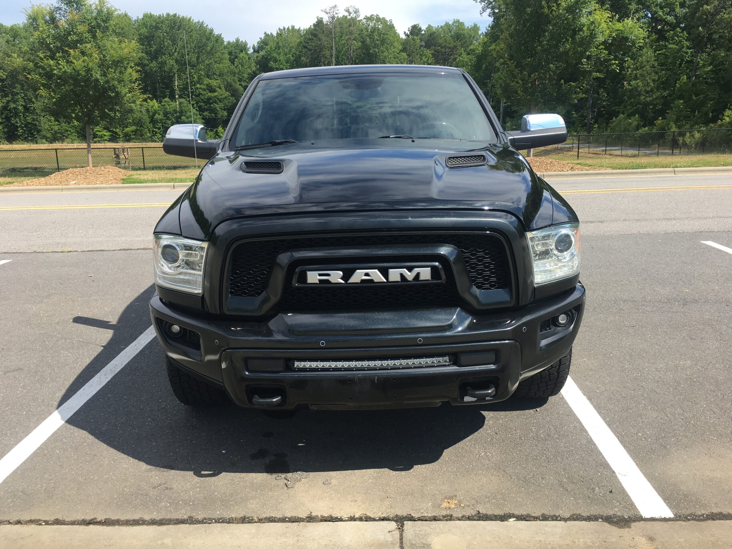 2016 RAM 1500 Turbo Diesel Limited