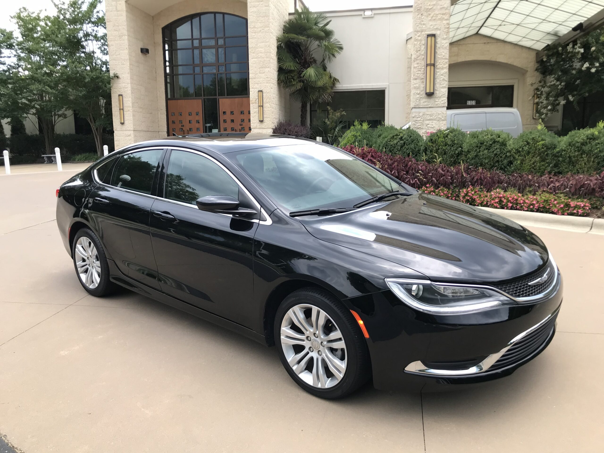 2016 CHRYSLER 200 ANNIVERSARY EDITION