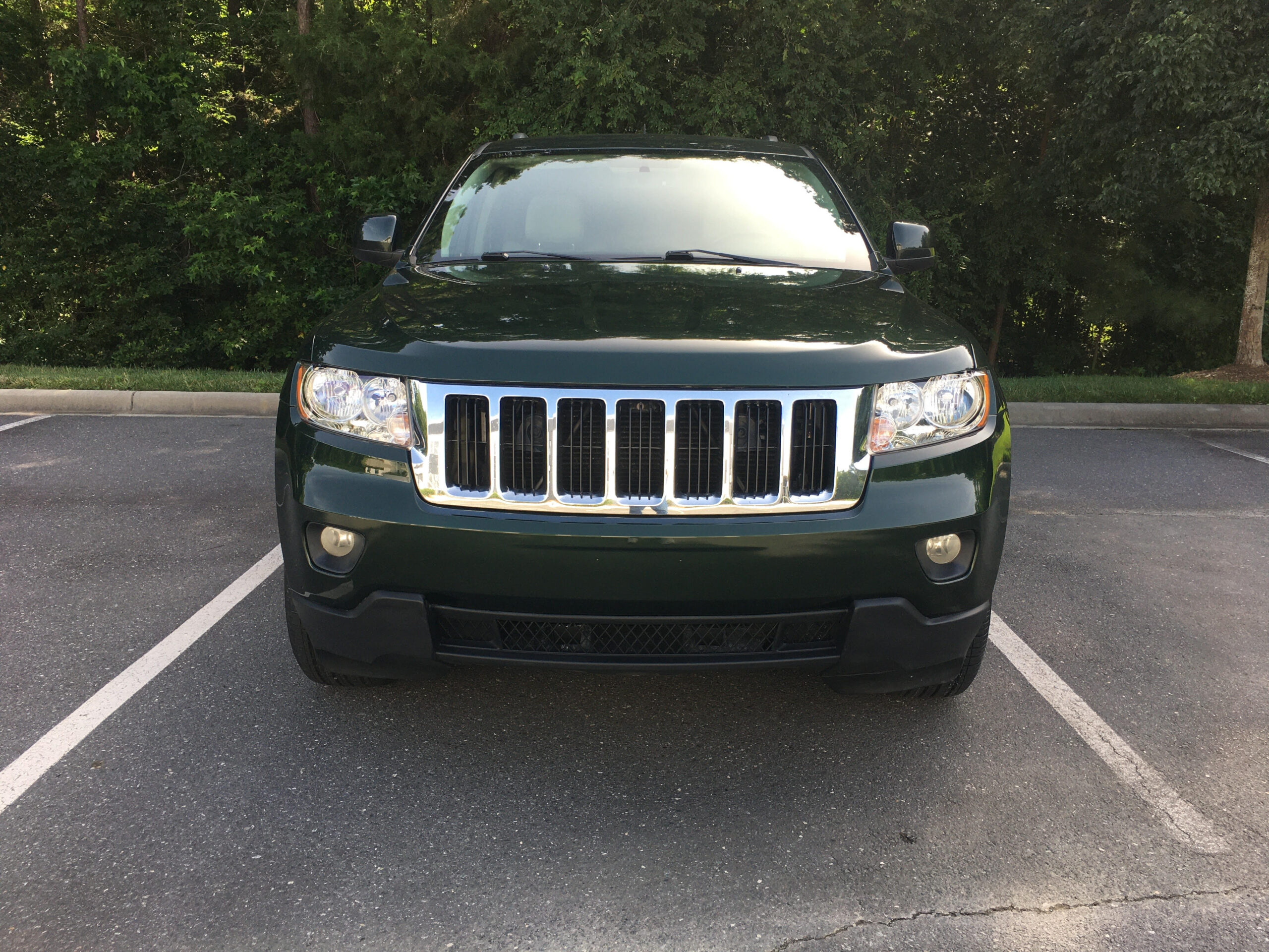 2011 Jeep Grand Cherokee HEMI