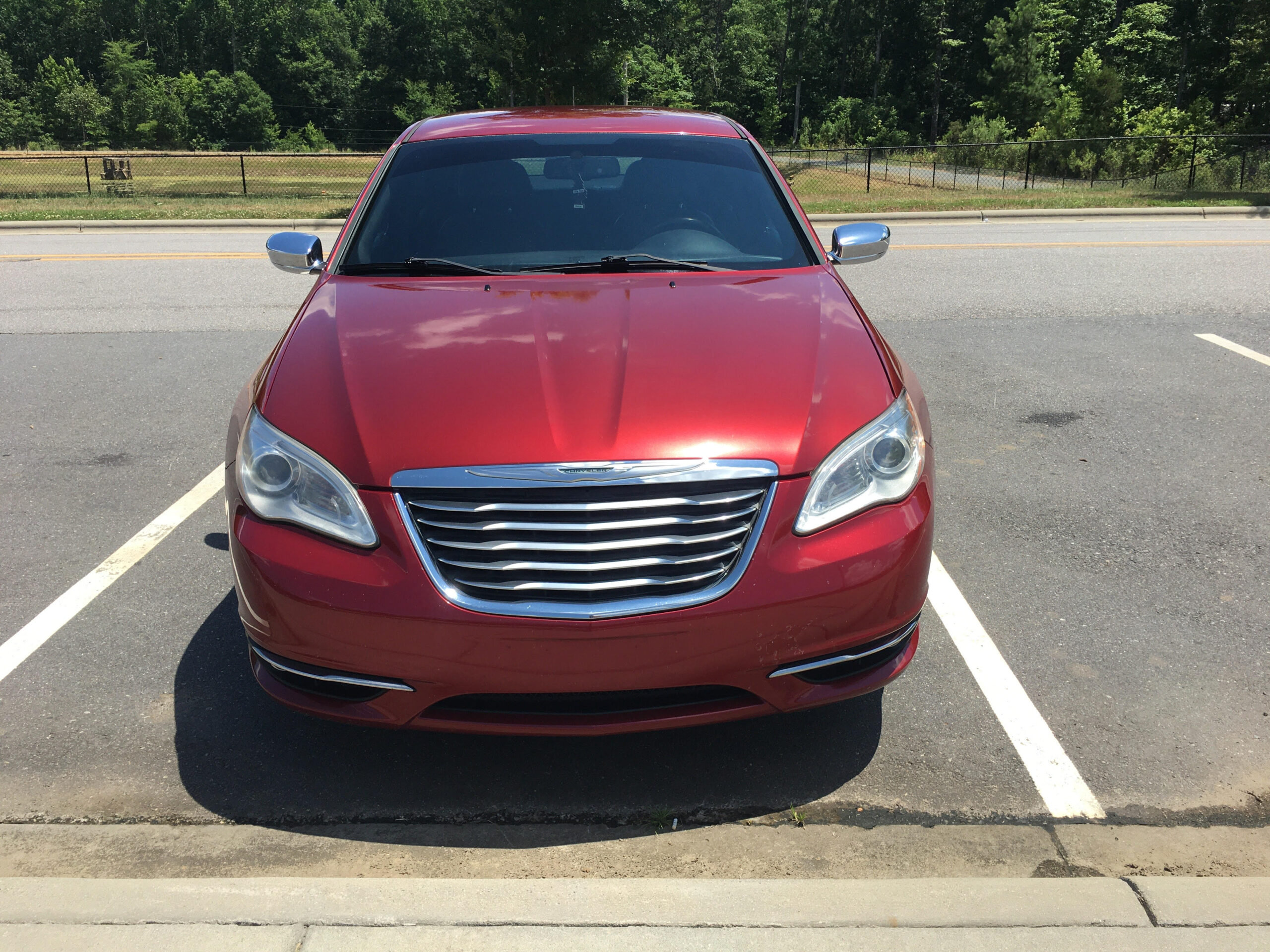 2013 Chrysler 200 V-6 Limited